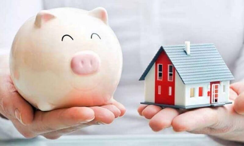 Chia nhỏ các khoản tiền và dùng vào mục đích cụ thể