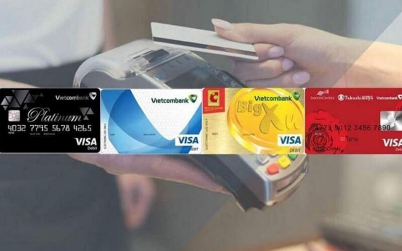 Sở hữu thẻ Visa Vietcombank vô cùng dễ dàng.