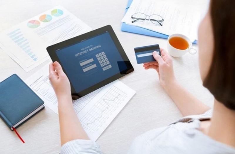 Cách sử dụng dịch vụ internet banking