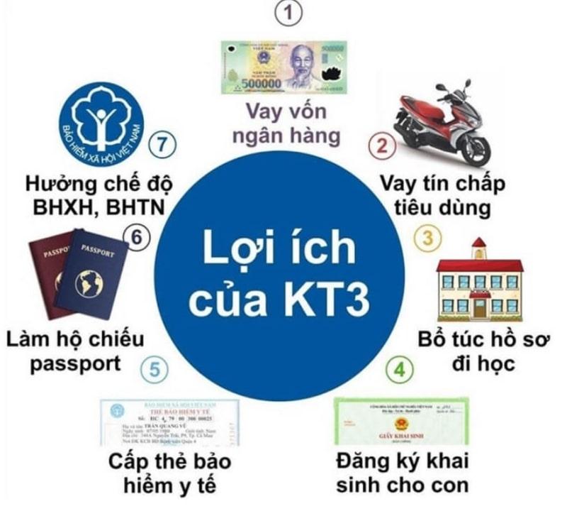 Đăng ký KT3 là nghĩa vụ của công dân