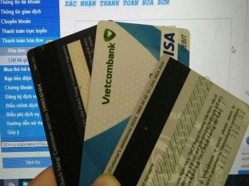 Thẻ tín dụng Vietcombank có rất nhiều loại khác nhau