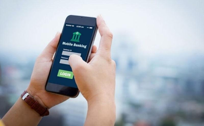 Mobile Banking dễ sử dụng, tính bảo mật cao