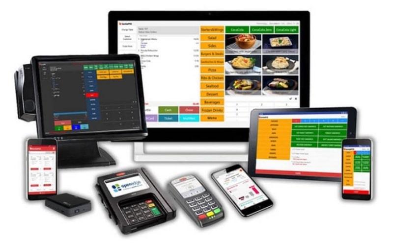 POS ngày càng phát triển với nhiều tính năng vượt trội để đáp ứng nhu cầu sử dụng của người dùng. (Nguồn: Internet)