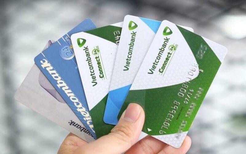 Thẻ ATM trả trước cho phép người dùng sử dụng có sẵn trong tài khoản