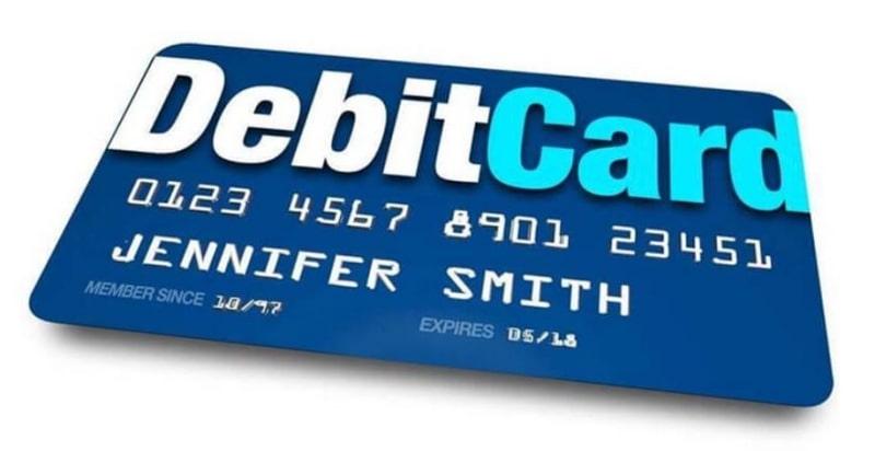 Thẻ ghi nợ bao gồm thẻ ghi nợ nội địa và thẻ ghi nợ quốc tế