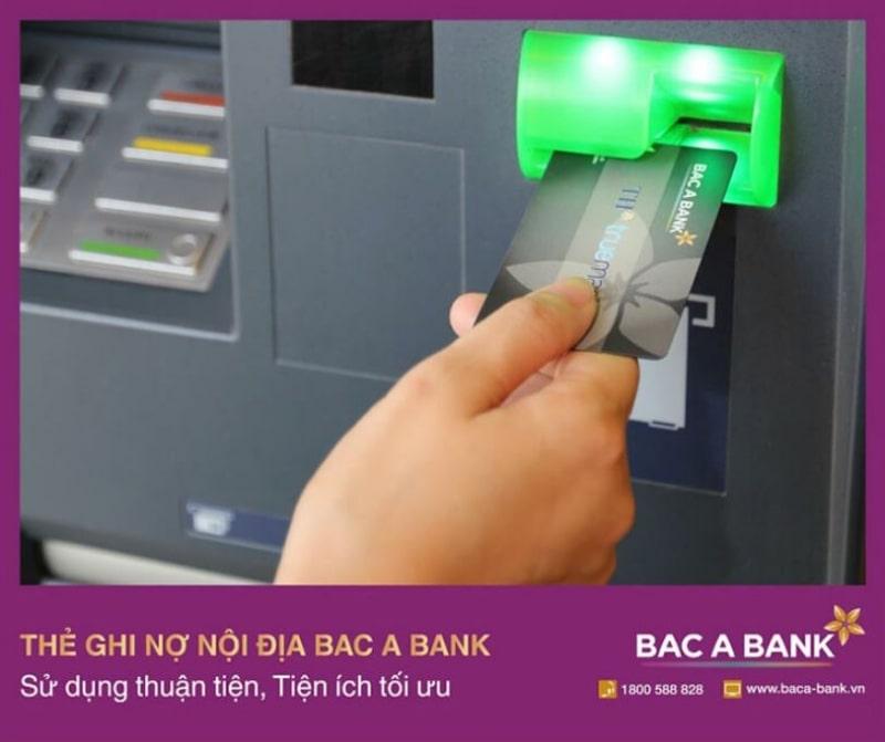 Thủ tục mở thẻ ghi nợ nội địa của các ngân hàng đều khá đơn giản và nhanh