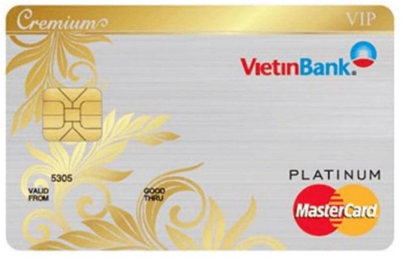 Các loại thẻ tín dụng do ngân hàng Vietcombank cung cấp