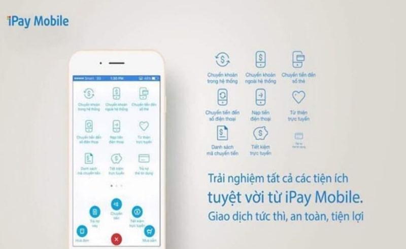 Cách đăng ký Vietinbank iPay