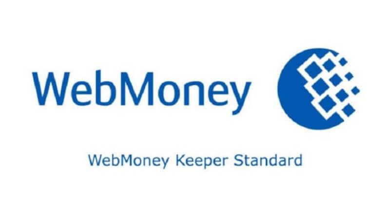 Hệ thống thanh toán WebMoney (Nguồn: Internet)