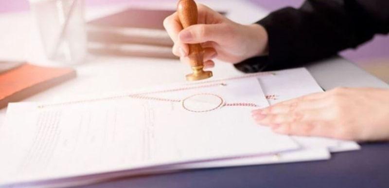 Quy định pháp luật về việc xử lý vi phạm trong công chứng