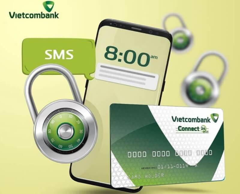 Kiểm tra số dư tài khoản Vietcombank trên máy tính