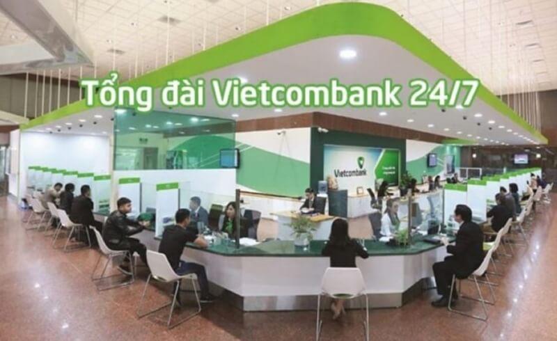 Trong một số trường hợp, bạn cần cung cấp những thông tin liên quan đến tài khoản cho nhân viên trực tổng đài Vietcombank