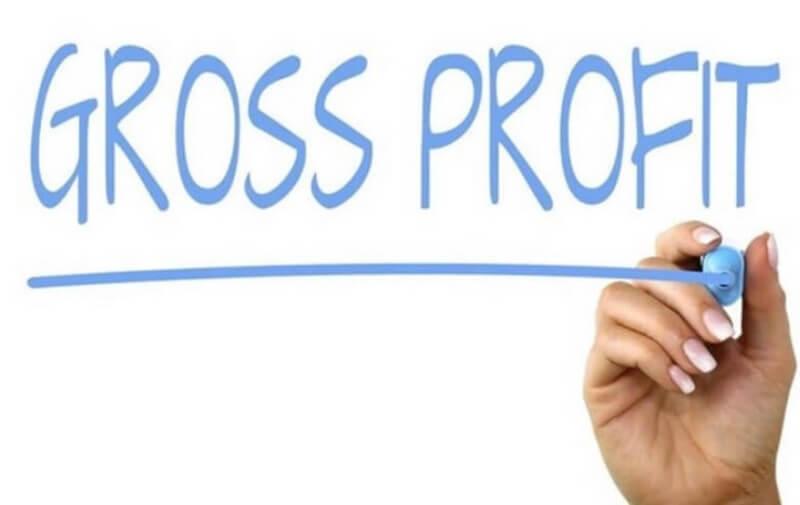 Lợi nhuận gộp giúp đánh giá hiệu quả của công ty khi sử dụng lao động và các nguồn vật tư của mình.