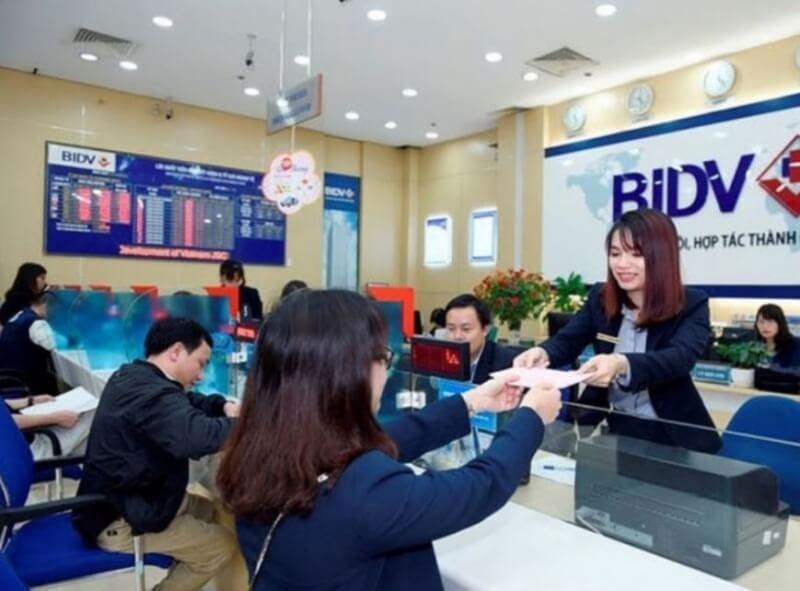 Vay tín chấp tại ngân hàng BIDV