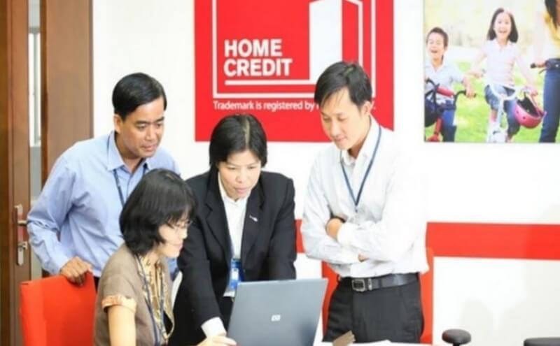 Thủ tục vay tại Home Credit rất đơn giản và bạn có thể theo dõi trên app