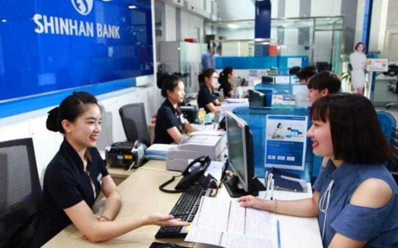 Các sản phẩm của vay tín chấp ngân hàng Shinhan