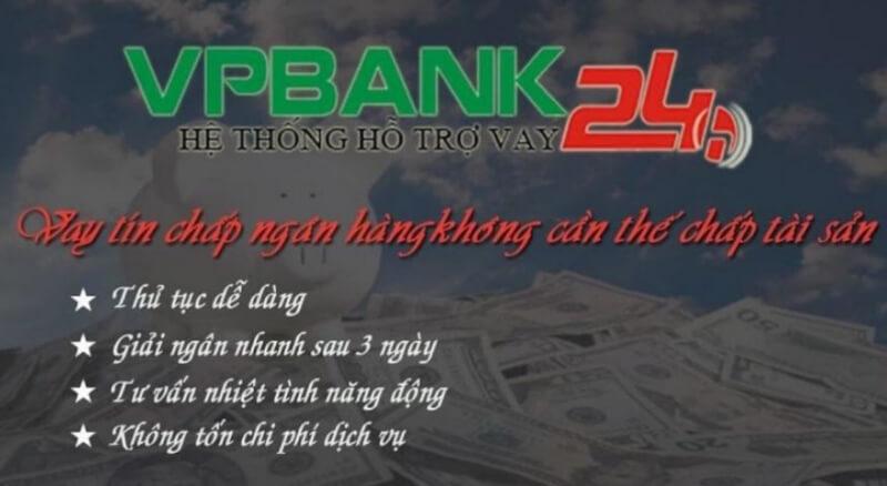 Điều kiện và thủ tục vay tín chấp tại ngân hàng VPBank