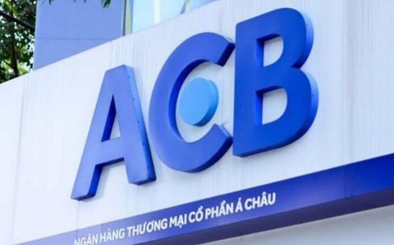 ACB là một trong những ngân hàng đi đầu về vay tín chấp bằng sổ đỏ